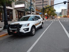 Salt Lake City Sheriff: Ford Explorer