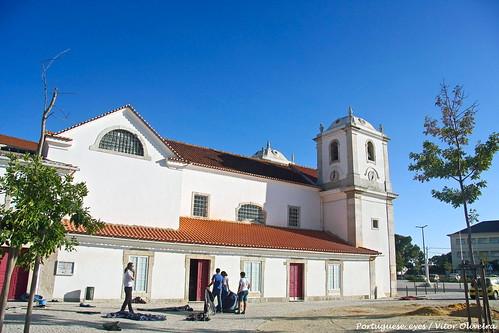 Igreja de N. Sra. do Rosário - Barreiro - Portugal 🇵🇹