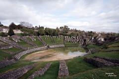 Amphithéâtre Gallo-romain Sainte