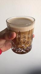 Bullet Proof Coffee in Latte Style