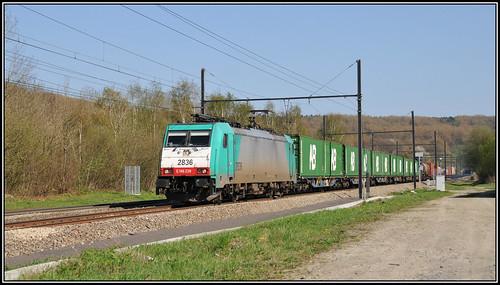 Lineas 2836 Remersdael 09.04.2017