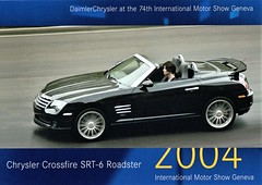 2004 Chrysler Crossfire SRT-6 Roadster