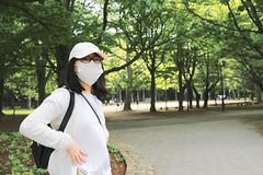 SAKURAKO - Maruyama Park..