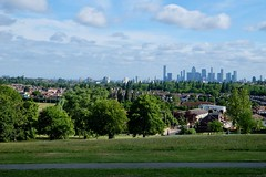 Hills of South London