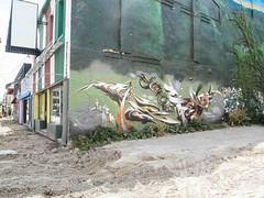 London graffiti/ Street art