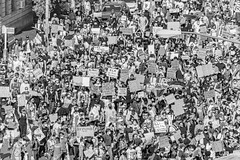 2020.06.06 Protesting the Murder of George Floyd, Washington, DC USA 158 20209