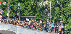 2020.06.06 Protesting the Murder of George Floyd, Washington, DC USA 158 20201