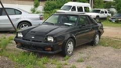1985 Ford Escort EXP