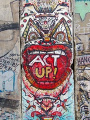 Panels of the Berlin Wall [01]