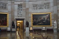 United States Capitol rotunda, Washington DC