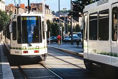 Slide copies, August 2001, Nantes, France