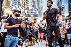 Black Lives Matter - Century City Protest - June 6, 2020
