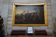 Landing of Columbus at United States Capitol rotunda, Washington DC