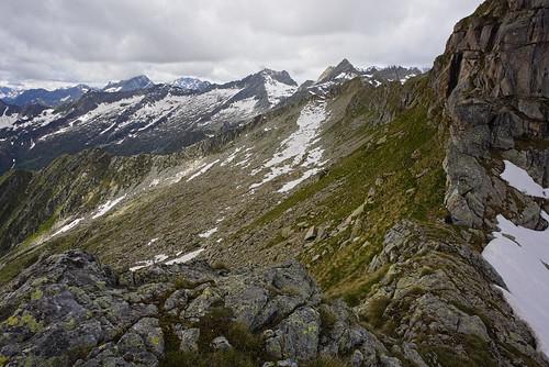 That high, remote, wild ridge.