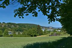 View to Rudolstadt