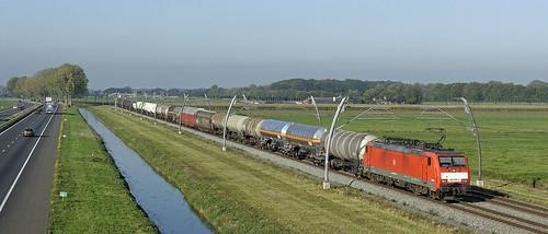 Herwijnen, DBC 189 023-5