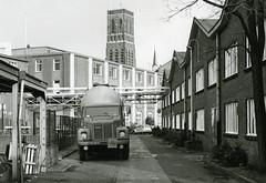 Scania L & Citroën Dyane