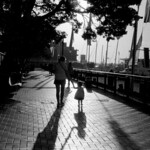 On the Boardwalk  (Ultrafine eXtreme 400)