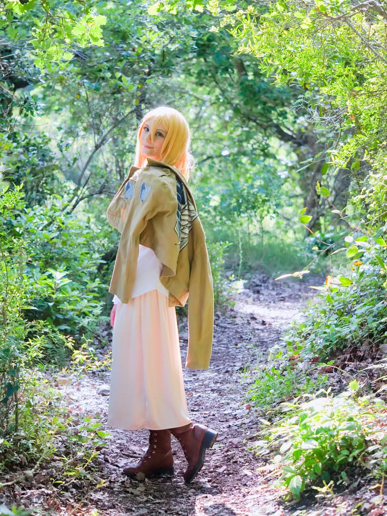 related image - Shooting Christa Lenz - Shingeki no Kyojin - Vanilla - la Font de mai - Aubagne -2020-05-22- P2144116