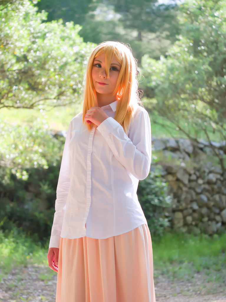 related image - Shooting Christa Lenz - Shingeki no Kyojin - Vanilla - la Font de mai - Aubagne -2020-05-22- P2144071