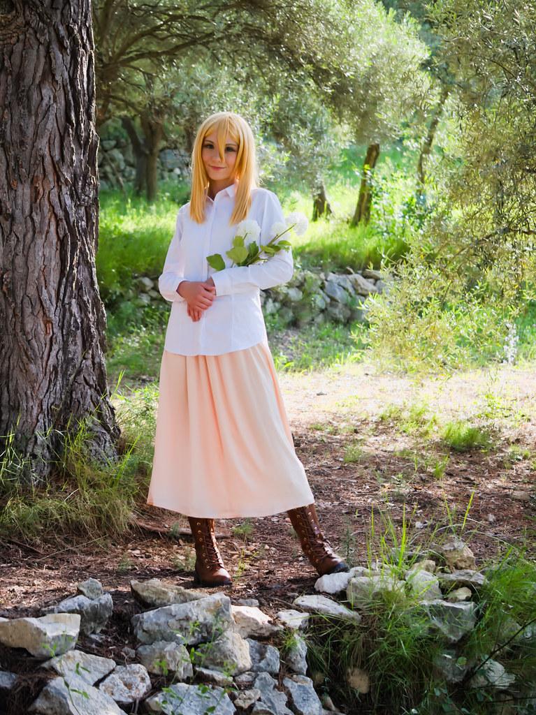 related image - Shooting Christa Lenz - Shingeki no Kyojin - Vanilla - la Font de mai - Aubagne -2020-05-22- P2144037