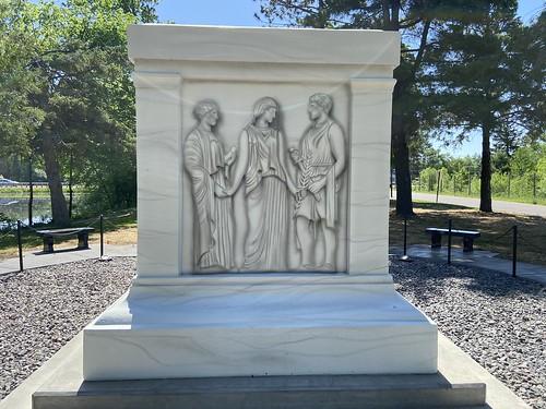 06-05-2020 Ride Veterans Memorial - Spooner,WI