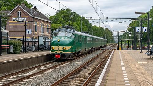 Wolfheze treinstel 766Stichting Mat'54