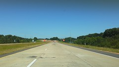 All the way back at the I-55 ramp on to 269