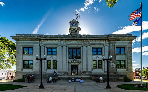 Sauk County Courthouse