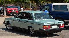 Volvo 240 GLE Injection 1991