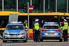 Kia Cee'd SW Policja and Hyundai i30 SW Policja Z602