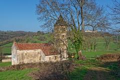 Saône et Loire - Semur en Brionnais