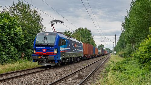 Elten SBB Cargo 193 532 (Nightpiercer)