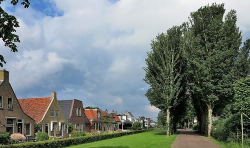 Schiermonnikoog, Langestreek