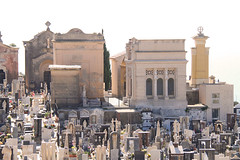 Graveyard, Licata, Sicily, 意大利
