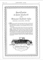 1926 Studebaker Convertible Coupe