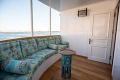 Nora Dahabiya Luxury Room I Balcony