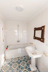 Nora Dahabiya Bathroom with Tub