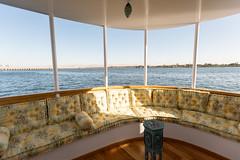 Nora Dahabiya Superior Room Balcony Nile View