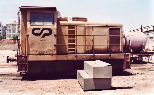 Shunter CP 1065