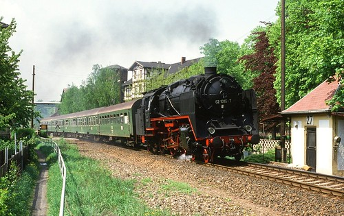 DR 62 1015-7 (ex 62 015; Henschel 1928) VM Nürnberg