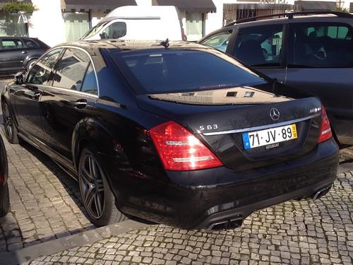 Mercedes S63 AMG - Aveiro
