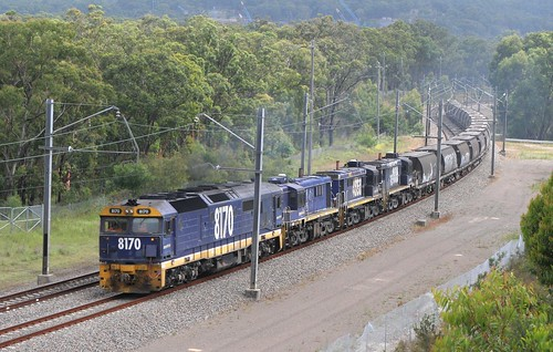 18170 + 4891 + 48159 & 48116 P.N. #1535 EMPTY GRAIN - FASSIFERN 13th Dec 2006.