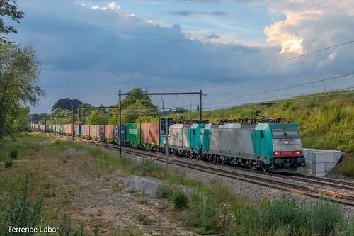 Railtraxx en route pour Athus.