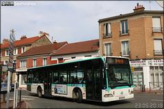 Mercedes-Benz Citaro – RATP (Régie Autonome des Transports Parisiens) / Île de France Mobilités n°4256