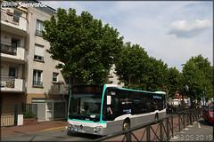 Mercedes-Benz Citaro C2 – Keolis Seine Val-de-Marne / Île de France Mobilités n°607