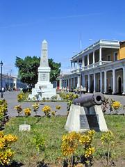Le centre historique de Granada (Nicaragua)
