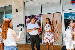 Ribbon Cutting: Aeon Nail Spa