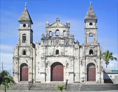L'église Guadalupe (Granada, Nicaragua)