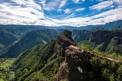Laojun Mountains, China